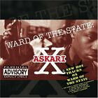 Ward Of State By Askari X (2008-03-18) - CD - **BRAND NEW/STILL SEALED**