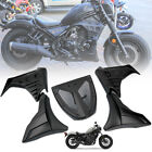 BLACK UNDER FAIRING COVER PAN PANEL ENGINE GUARD HONDA REBEL CMX 300 500 2017-19