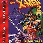 SEGA TUNES - Sega Tunes: Marvel Comics X-men: Clone Wars - CD - **Excellent**