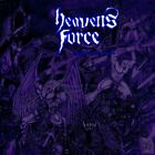 HEAVEN'S FORCE - Aggressive Angel - CD - Limited Edition - **NEW/ STILL SEALED**