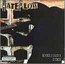 HATEPLOW - Everybody Dies - CD - Explicit Lyrics - **Excellent Condition**