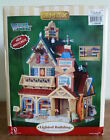 Lemax Big Mountain Outfitters Lighted Building Vail Village Collection NIB
