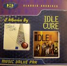 IDLE CURE - Idle Cure/second Ave - CD - **BRAND NEW/STILL SEALED** - RARE