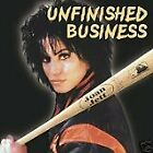 Joan Jett's Unfinished Business - CD - Special Edition - **Mint Condition**