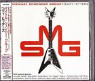 The Michael Schenker Group Heavy Hitters Japan CD Obi VICP 63169