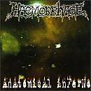 HAEMORRHAGE - Anatomical Inferno - CD - Explicit Lyrics Import - **Excellent**
