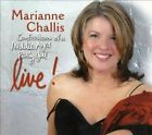 MARIANNE CHALLIS - Confessions Of A Middle Aged Party Girl - Live! - CD - VG