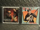 LINK WRAY CD LOT 91 TOTAL TRACKS C PICS 4 TITLES BEST OF SHADOW MAN 3 MORE