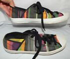 Kate Spade Saturday PF Flyer Canvas Sneakers Size 10