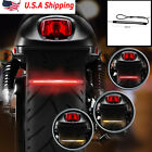 Waterproof LED Light Strip Rear Tail Brake Stop Turn Signal Indicator Lamp Bar