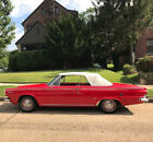 1964 Dodge Dart GT Restored and upgraded convertible