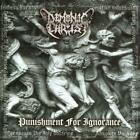 DEMONIC CHRIST - Punishment For Ignorance - CD - Limited Edition Extra NEW