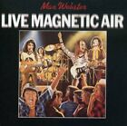 MAX WEBSTER - Live Magnetic Air - CD - Import Live - **BRAND NEW/STILL SEALED**