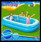 Bestway Swimming POOL 262 x 175 x 51 cm Family Kinderpool PLANSCHBECKEN