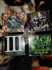 The Darkness,Triple Threat, 420 show limited,psychomania 4cds Brand new