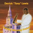 Sunday Morning Praise - Derrick Tony Lewis (CD Used Very Good)