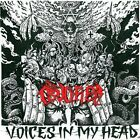 Crucifier - Voices In My Head (CD Used Very Good)