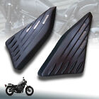 BLACK SIDE FRAME COVER FAIRING PAIR ABS FOR HONDA REBEL 300/500 CMX 17-18-2019