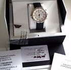 IWC AQUATIMER WHITE DIAL IW376801 Huge 44mm complete as new bought July 2018