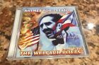 Rare The Welfare Poets ‎– Rhymes For Treason CD 2005 Underground Hip-Hop Rap