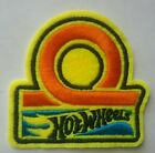 Hot Wheels Iron on Patch Vintage Retro Style Motif Cars Logo Diecast 70s Track