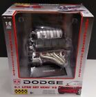 HAWK 11070 - Dodge 6.1 Liter SRT HEMI V8 Engine 1:6 Scale Diecast Collectible