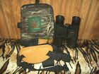 Zeiss ClassiC 10x40 B GATP Binoculars Camo Cover Strap Harness All ExCond