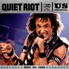 Quiet Riot - Live At The Us Festival  1983 (Cd/Dvd) (CD Used Very Good)