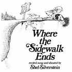 Where Sidewalk Ends By Silverstein, Shel (2000) Audio - CD - *SEALED/NEW* - RARE