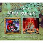 MOB RULES - Hollowed Be Thy Name/among Gods - CD - Import - Excellent Condition