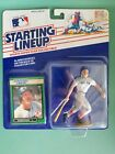 1988 ROOKIE STARTING LINEUP - SLU - MLB - WADE BOGGS - BOSTON RED SOX