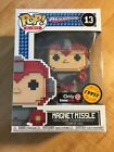 Funko POP! Mega Man 8-Bit Red Magnet Missile #13 Chase GameStop Exclusive