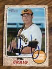2017 Topps Heritage High Number Baseball Cards 8