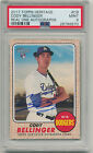 2017 Topps Heritage High Number Baseball Cards 20