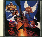 STRYPER To Hell With The Devil JAPAN CD 1st Press 1986 32DP 3200Yen MEGA RARE!!