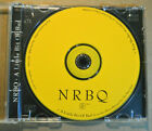 NRBQ A LITTLE BIT OF BAD TOM DOOLEY Live PROMO ONLY CD Single 1994 Rhino Rock