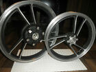 GENUINE SUZUKI GS550 1983 - 1986 Front Wheel & Real wheel RIM SET
