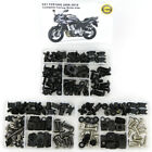 Steel Cowling Fairing Bolts Screws Kit For Yamaha FZ1 FZS1000 Fazer 2008-2016