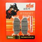 Jincheng JC 150 T D 06 > ON SBS Front Brake Pads Sinter Set OE QUALITY 691HS