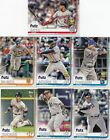 2019 Topps Utz Insert Parallel Card Complete Your Set You Pick QTY Available