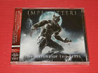 Used 2018 JAPAN CD IMPELLITTERI THE NATURE OF THE BEAST WITH DVD EDITION