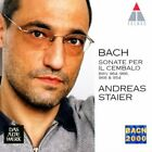 Bach: Sonate Per Il Cembalo (bwv 964-966, 968 & 954) /staier - CD - Import - NEW