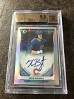 Does the 2014 Bowman Chrome Kris Bryant Autograph Set a Dangerous Precedent? 12