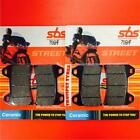 Benelli 666 125 Born In Hell 98 > ON SBS Front Ceramic Brake Pads 706HF