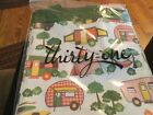 Thirty One 31 Essential Storage Tote GONE CAMPIN New