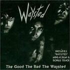 WAYSTED - Good Bad Waysted - CD - Import - **BRAND NEW/STILL SEALED** - RARE
