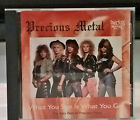 PRECIOUS METAL**HEAVY METAL**GLAM GIRL ROCKERS**OUT OF PRINT**21 KILLER TRACKS!!