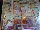 Scrapbooking Stickers All K  Company Huge Lot 25 packs