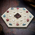 HSFY Attract Your Soulmate Mini Crystal Grid Set Small Crystal Grid Kit