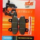 Kymco 150 Hipster 01 > ON SBS Front Ceramic Brake Pads Set OE QUALITY 688HF